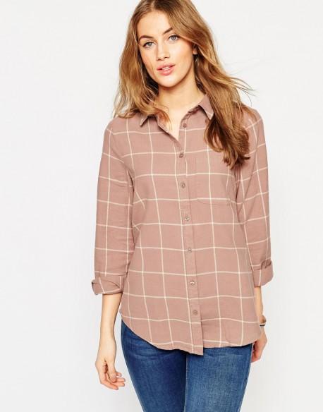 Faded Short Sleeves T-shirt